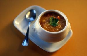 blog red lentil soup